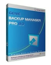 genie backup manager pro 8