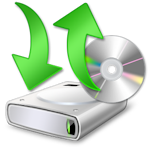 windows backup logo